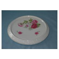 China Trivet with Roses