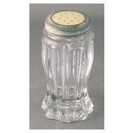 EAPG Cambridge Nearcut #2692 Glass Salt Shaker