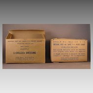 Large First Aid Dressing 11 3/4 inch Square