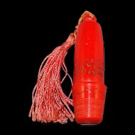 Germany Red Sewing Kit with Tassel