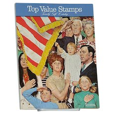 Top Value stamp family gift catalog 1972