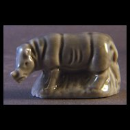 Wade Whimsie Rhino 1994 Endangered Species Collection