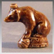 Wade Whimsie Brown Bear