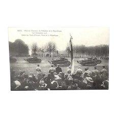 1918  World War I postcard - Red Tag Sale Item