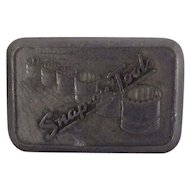 Vintage Snap-on Tools belt buckle by Creative Specialties