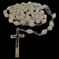 Glow in the Dark Rosary Perfect for a child.