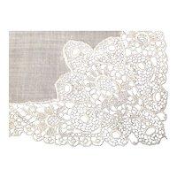 Lace Handkerchief