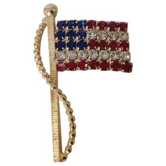Rafaelian American Flag Pin