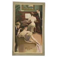 Unused Ink Blotter The Harvard Piano