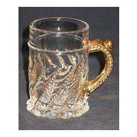 Beaded Swirl and Ball Child's Mug