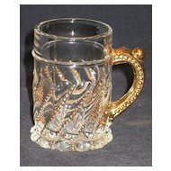 Beaded Swirl and Ball Child's Mug