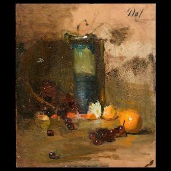 David Leffel-Jeff's Vase