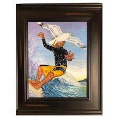 Surfer Gull