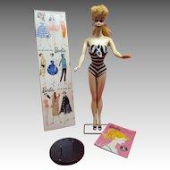 #1 original ponytail Barbie Doll