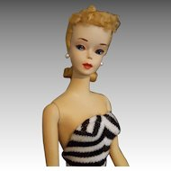 Stunning #3 Blonde  PONYTAIL Barbie doll