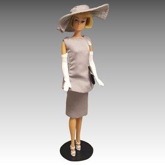Vintage American girl Barbie in OOAK music center matinee