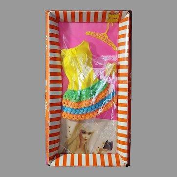 Vintage Barbie #1454 Loop Scoop outfit