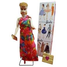 Gorgeous #3 ponytail Barbie doll