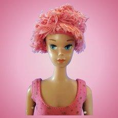 Vintage 1964 Miss Barbie with wig