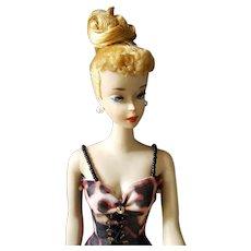Vintage #3 ponytail Barbie Doll