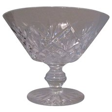 Waterford Crystal Innisfree Compote Bowl