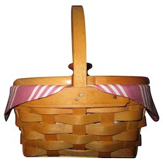 Longaberger 1999 Horizon of Hope Basket