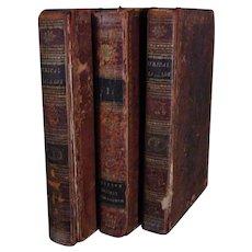 Wordsworth & Coleridge Lyrical Ballads 1800 & 1802 important first editions