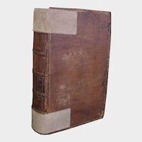 Horace 1743 Odes Epodes & Carmen Seculare