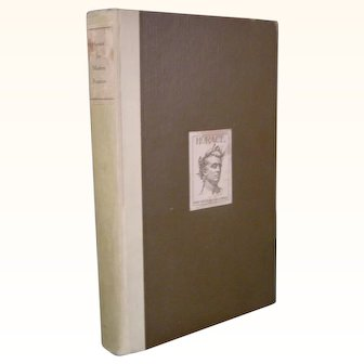 1908 Horace for Modern readers, signed, limited edition