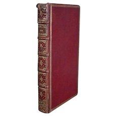 The Eminent Baskerville Horace. 1762 Birmingham
