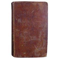 Works of Horace 1804 Philadelphia 1st US Edition