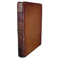 1778 Greene's Pindar: The Pythean, Nemean and Isthmian Odes of Pindar, Edward Burnaby Greene, trans.