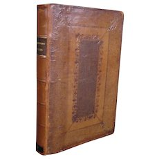 1727 Occasional Poems etc. by William Somervile Somerville