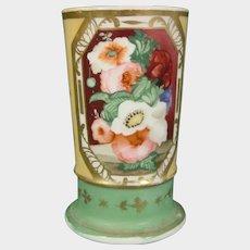 Spill Vase Victorian Porcelain C1830 British English 19th Century