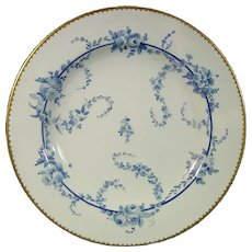 Spode Plate Made for the Prince of Wales C.1810.
