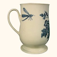 Watney Collection, Pennington & Part Mug with Insects C1778-85.