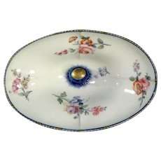 Sevres Tureen Lid 18thc.