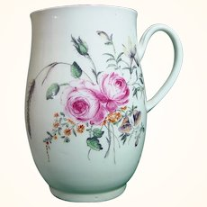 Derby Mug with Stunning Bouquets C1770.
