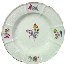 Meissen Soup Plate C1750