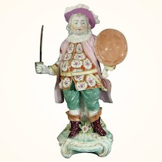 Large Falstaff Figure from Shakespeare, Late 19thc
