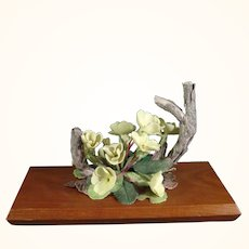 Unique Patrick O'Hara Wildflower Sculpture