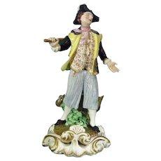Derby Figure of a Sailor C.1790