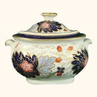 English Pattern 359 Sugar Bowl C.1830.