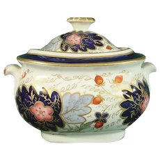 English Pattern 359 Sugar Bowl C.1830.
