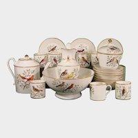 25 Piece Dutch Amstel Tea Service C.1785