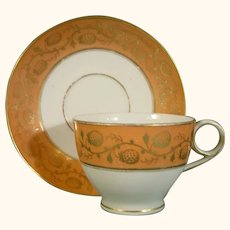 Barr Worcester Cup and Saucer Set C.1800.
