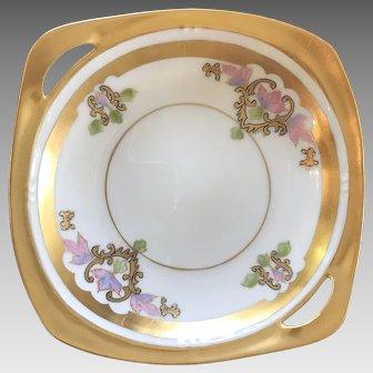 Antique HandPainted Pickard BonBon Dish, ca. 1912-1918