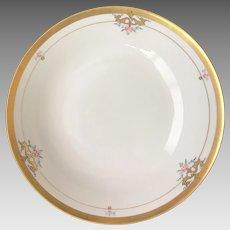 Antique Pickard Serving Bowl, Art Deco Design 1912-1918