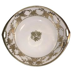 Antique Nippon Berry Bowl ca.1910 - 1921