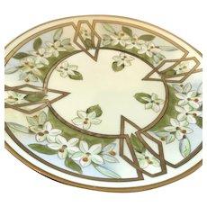 Antique Cabinet Plate, Pickard, A. Beutlich, ca. 1910 – 1912